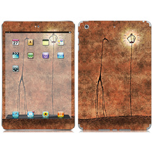 Boa qualidade promocional adesivo de pele para o iPad mini DA APPLE 2 acessórios