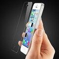 100% de Garantia Para O Smartphone iPhone 5S Capa Protetor de Tela Premium Real de Vidro Temperado Protective Film Guarda de Alta Qualidade