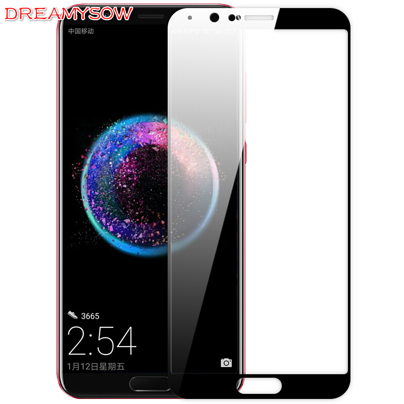 For Huawei P20 P Smart P9 Lite mini 2017 Honor V10 V9 9 Lite 6A 8 Nova2S/2i Screen Protector 2.5D HD Full Cover Tempered Glass