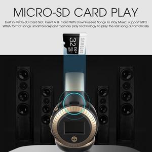 Image 4 - Bluetooth гарнитура ZEALOT B19 с поддержкой Micro SD карты