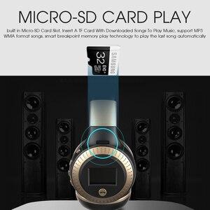 Image 4 - ZEALOT B19 Wireless Headset Bluetooth Headphone Stereo Bass Earphone Support Micro SD Card AUX Radio Microphone