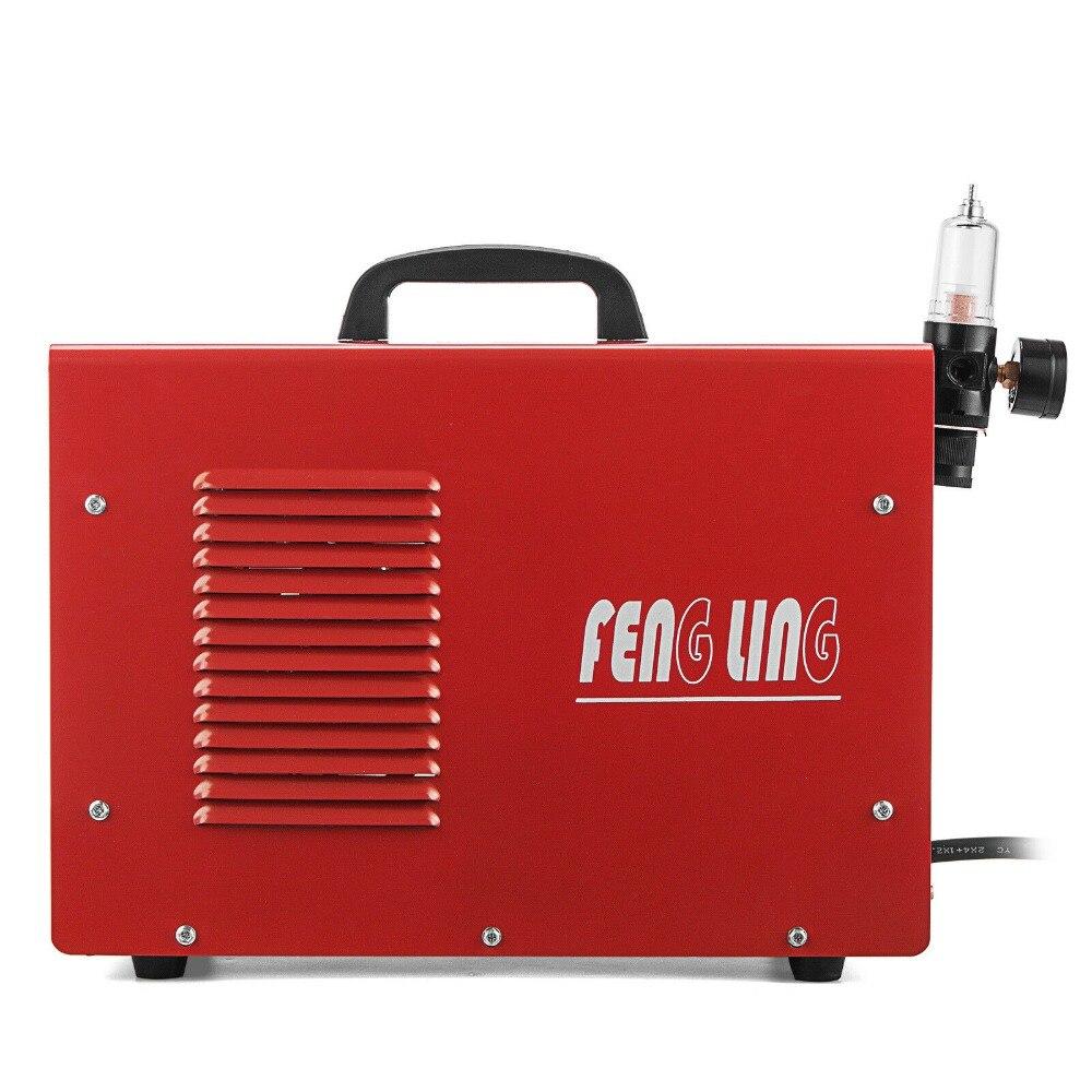 CT520D 3in1 Schweißen Maschine Digitale TIG/MMA/Plasma Cutter Welder