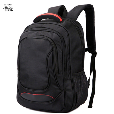 student High Quality Waterproof Nylon Backpack Female Unisex Men's Backpacks for Laptop Women Notebook Bag Backpack 15 Inch red unique high quality waterproof nylon 15 inch laptop backpack men women computer notebook bag 15 6 inch laptop bag