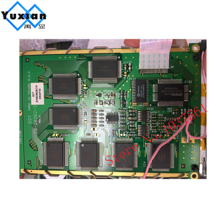 EDT EW50352BCW 20-20262-3 5.7 inch lcd S1D13305F00A1 RA8835 Instead one and New one red w edt 50 мл page 3