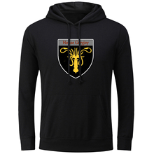 Game of Thrones House Greyjoy of Pyke We Do Not Sow Hoodies Men Women Girl Boy Sweatshirt Pullover Punk Coats Hoody Jackets