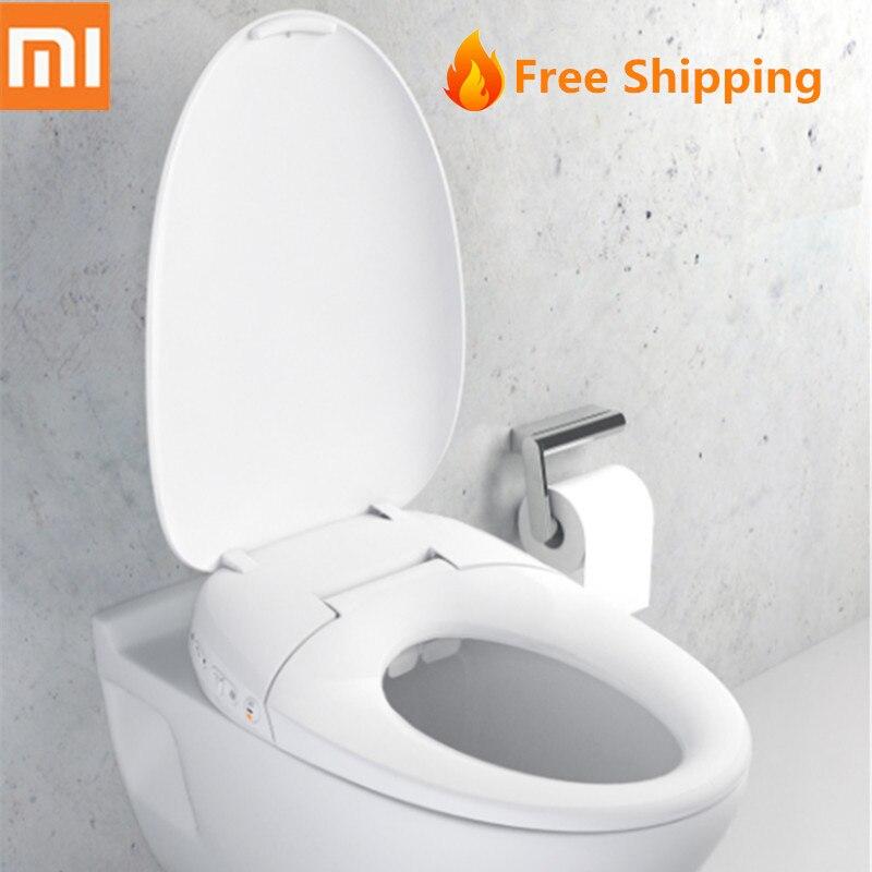 Xiaomi Youpin LY-ST1808-008B séchage intelligent confortable couvercle de toilette LED Mijia APP télécommande couvercle de toilette accessoire de maison intelligente