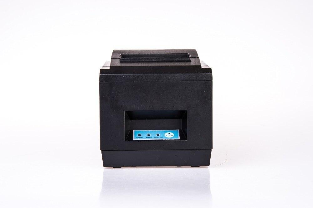 RD-8250 Термопринтер за черно-бял стил USB - Офис електроника - Снимка 6