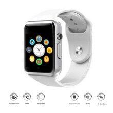 A1 Reloj Inteligente Relojes Deportivos Para el iphone de Apple 6 Android Samsung Huawei Tarjeta SIM Soporte de Tarjeta TF Bluetooth Wristphone para BF