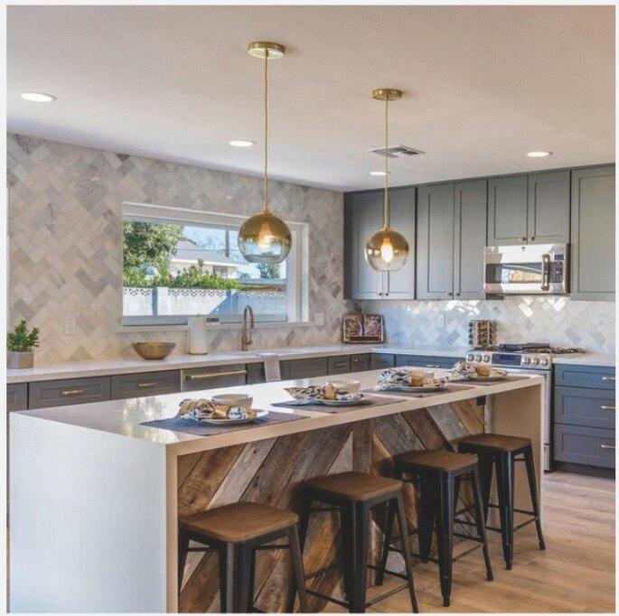 Lukloy Modern Kitchen Pendant Light
