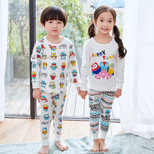 2018 New Pattern Children Long Johns Winter Keep Warm