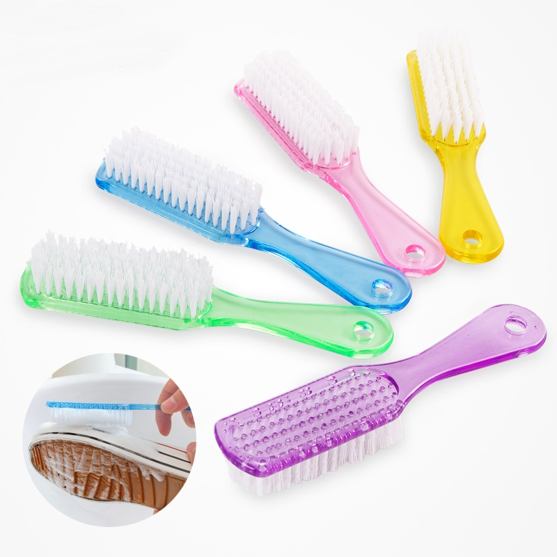 Plastic laundry small brush laundry brush shoes clean brush soft hair wash shoes brush