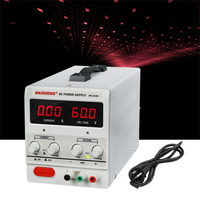 Adjustable DC 30V 5A Dual Digital Variable Precision Lab Grade White DC Power Supply Hot Selling