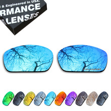 ToughAsNails Resist Seawater Corrosion Polarized Replacement Lens for Oakley Jawbone Sunglasses - Multiple Options