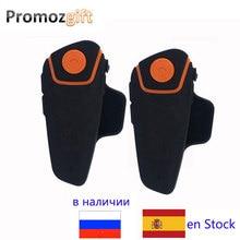 2 STÜCKE BT 3,0 BT-S2 1000 Mt 30 Mt IPX7 Wasserdichten Moto Helm Bluetooth Headset Motorrad bluetooth intercom für motorrad mit FM