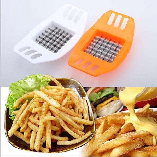 Cortador de patatas fritas para cortar verduras (00107)