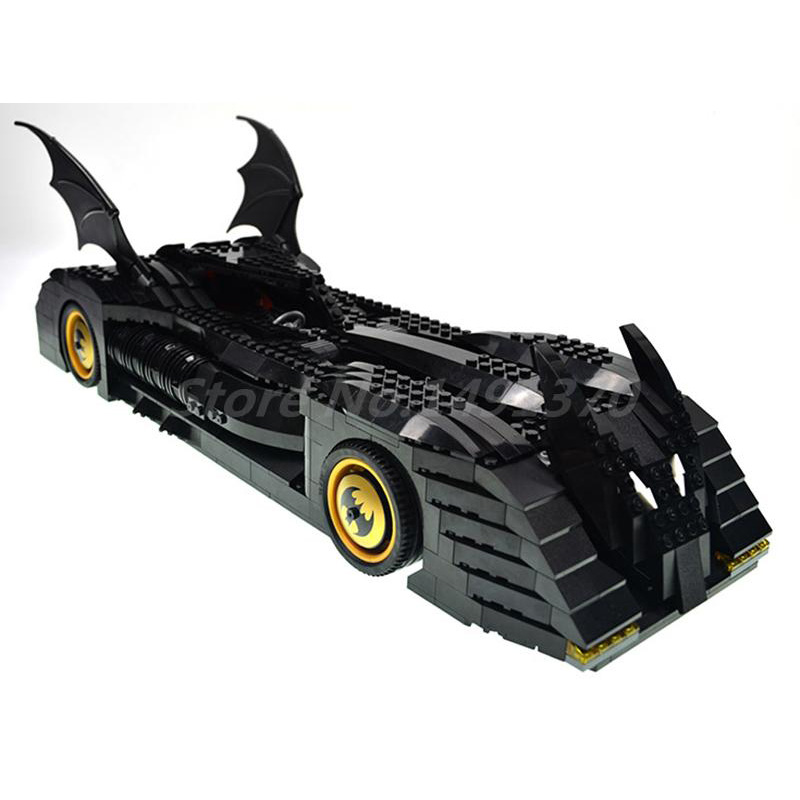 Decool Building Blocks 7116 The Tumbler BatMobile Compatible with 7784 Super Heroes Batman Educational Toys For Children Gifts super heroes batman the scuttler building blocks new year gift diy figures toys for children compatible lepins 3d model