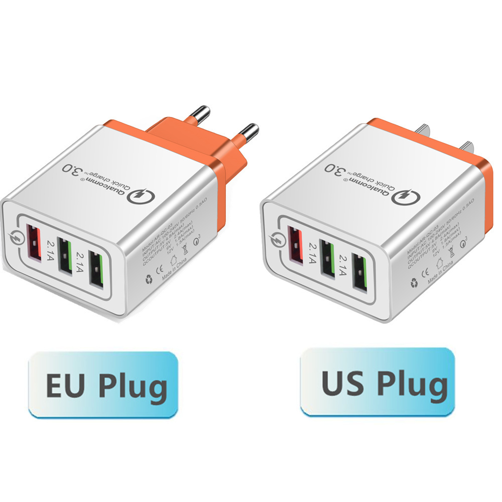orange eu plug or us Plug