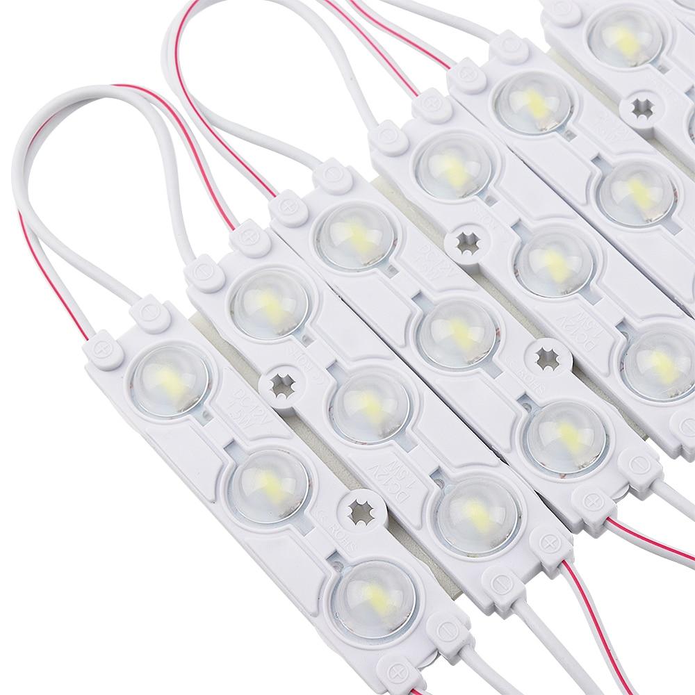 50x Super luminosoe LEDs 1,8mm ; Rosso