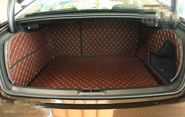 Tapis les meilleurs tapis   Tapis de coffre spéciaux pour Audi A5 2017-2010   Tapis de botte, résistant à lusure, tapis de cargo, durables, pour A5 2016, livraison gratuite