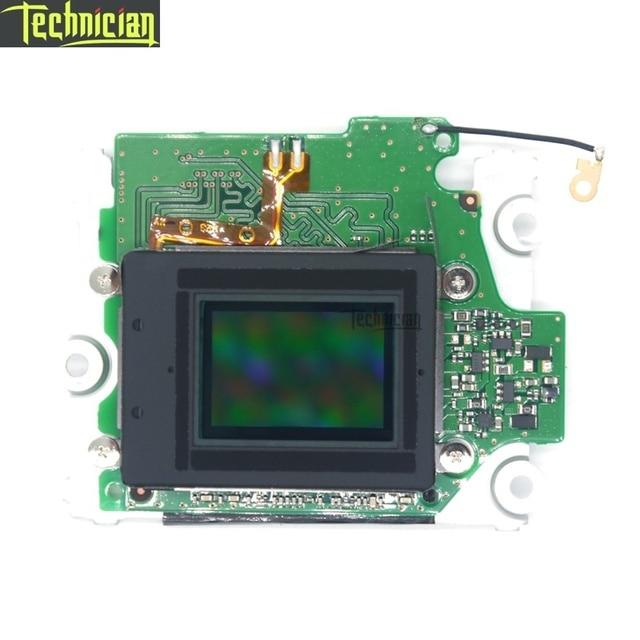 D7200 دارة بصرية متكاملة لاستشعار الصورة CCD CMOS مع مرشح زجاج الكاميرا إصلاح أجزاء لنيكون