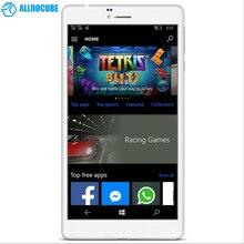 6.98 inch Tablet PC Windows 10 Original Cube WP10  Mobile OS 4G Phone Call 2GB 16GB  Qualcomm MSM8909 Quad-core 2 SIM OTG GPS Ta