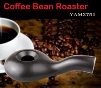 Quality Ceramic Coffee Roaster Gas Stove Roasted Coffee Beans Kerosene Lamp Roasted Coffee Machine Kitchen Supplies