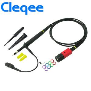 Cleqee Oscilloscope Liliput Owon High-Voltage Probe-100:1 100mhz 2KV for Wholesale P4100