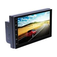 Автомобильный мультимедийный плеер android автомобильный Mp5 gps плеер универсальный авто радио видео плеер Bluetooth, Wi Fi gps навигатор Автомобильная