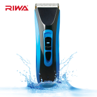 RIWA Professional Hair Clipper IPX7 Waterproof Rechargeable Hair Trimmer Cordless Hair Cutting Machine RE 750A