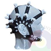 新しい脳波キャップフルドライ電極