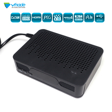 Vmade newest DVB T2 K3  full  HD Digital TV Tuner Receptor MPEG4  H.264 Terrestrial digital  TV Receiver Set Top Box Media Play