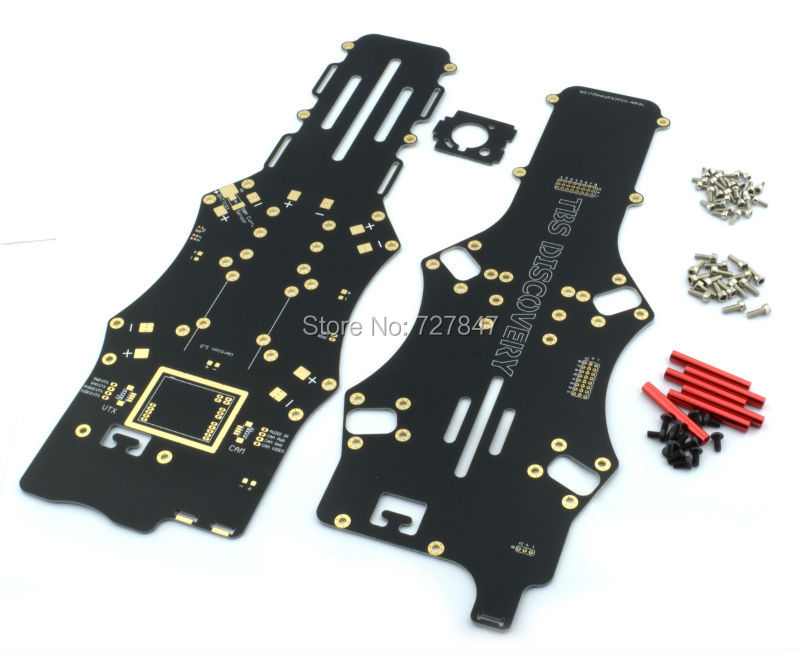 PCB Vesion Main Board for REPTILE 500-V2 Alien Multicopter X500 500mm Quadcopter TBS Team BlackSheep Discovery Quadcopter big togo main circuit board motherboard pcb repair parts for nikon d610 slr