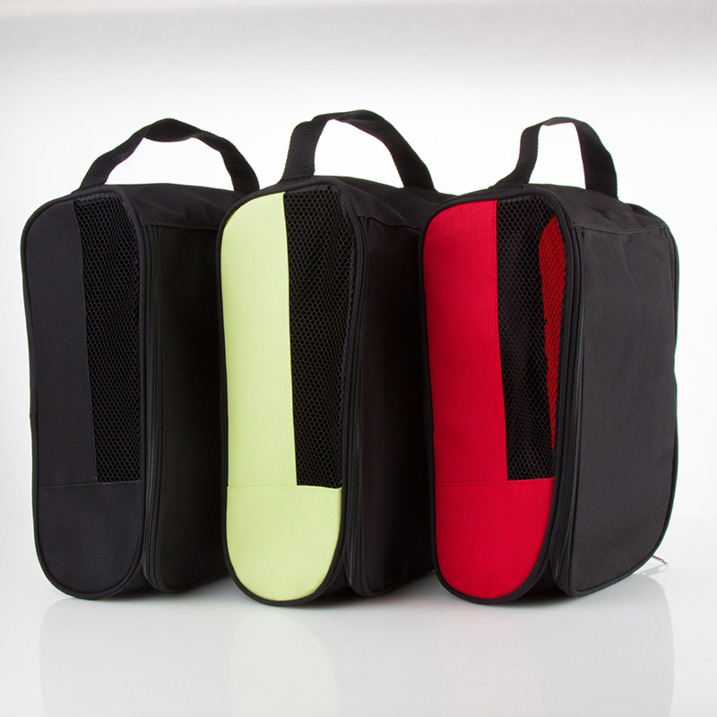 Golf Shoes Bags Zippered Organizer Breathable Portable For Outdoor Sport Travel B2Cshop