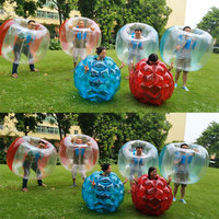 Recreation Bumper Ball Red Outdoor Garden Wearable Ball Ball Toy
