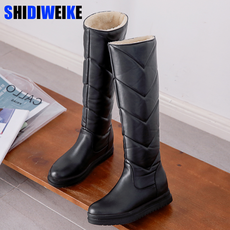 classic women winter boots ladies snow boots female winter knee-high boots women winter shoes women boot n530classic women winter boots ladies snow boots female winter knee-high boots women winter shoes women boot n530