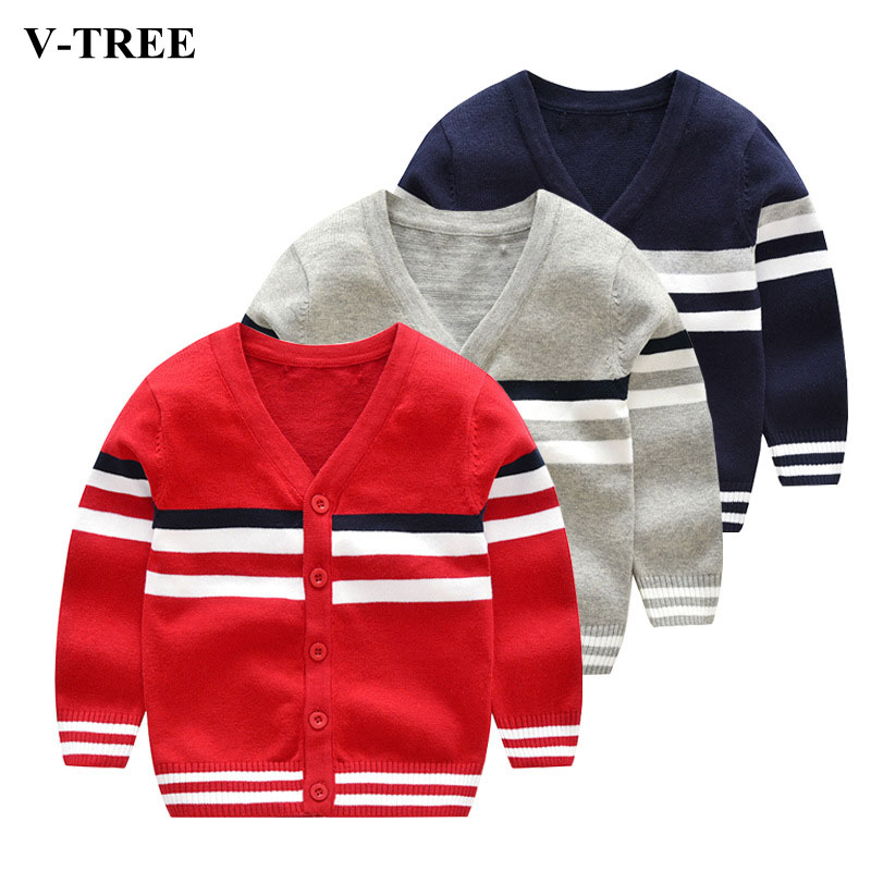 2018 Autumn Winter Boys Sweaters Knitted Cardigan For Boys Children Outerwear Toddler Girl Winter Clothes Jumper Kids 2018 autumn winter boys sweaters fashion blue kids knit pullovers jumper solid long sleeve toddler knitwear top children clothes page 2