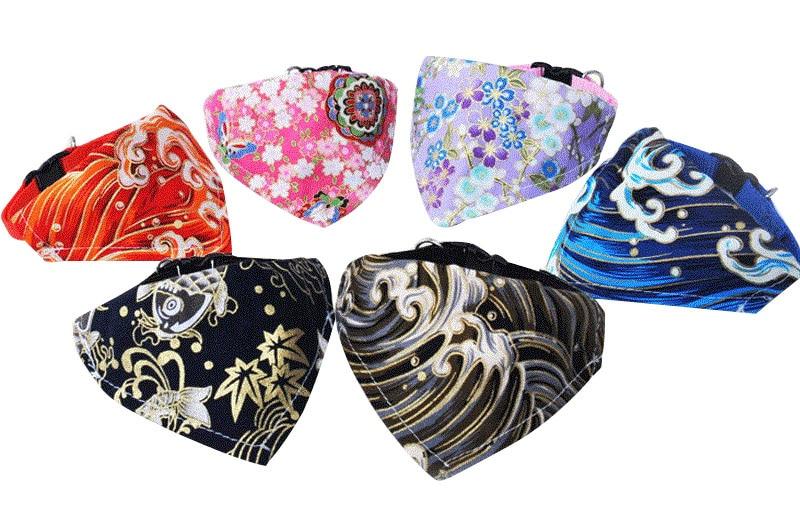 dog scarf collar