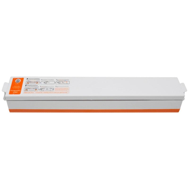 Household Food Vacuum Sealer Packaging Machine Film Sealer Vacuum Packer Including 10pcs Bags US Plug