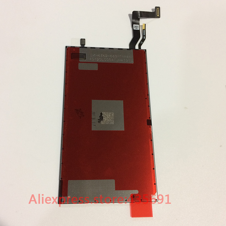 10pcs Original LCD Screen Display 3D Touch Film Module Part Flex Cable Ribbon Back Light For iPhone 7G 7 Plus Backlight Film flat panel display