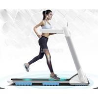 Q2 780W LED Ekran Akıllı Katlanabilir Mini Koşu Bandı Ultra sessiz 43*110cm koşu kemeri Ev Fitness Eğitimi ekipmanları