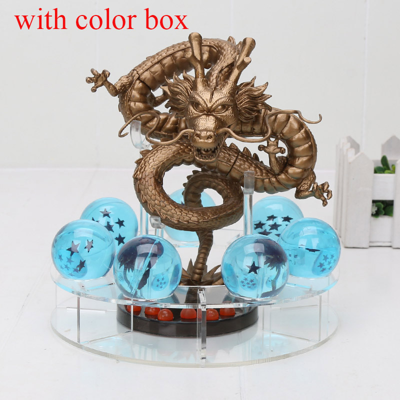 gold blue with box
