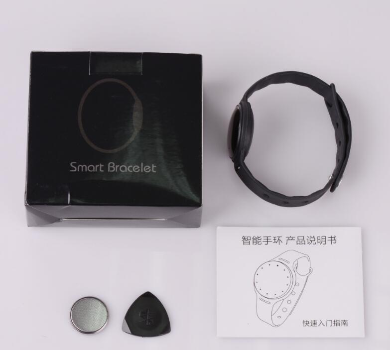 5PCS/LOT WAOUKS Smart hand ring bluetooth waterproof message reminder work for up to 90 days