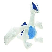 Anime Plush Toys Figure Soft Stuffed Animal Doll Lugia