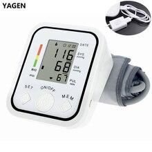 デジタル上腕血圧パルスモニター眼圧計ポータブルヘルスケアbp血圧モニターメートル血圧計