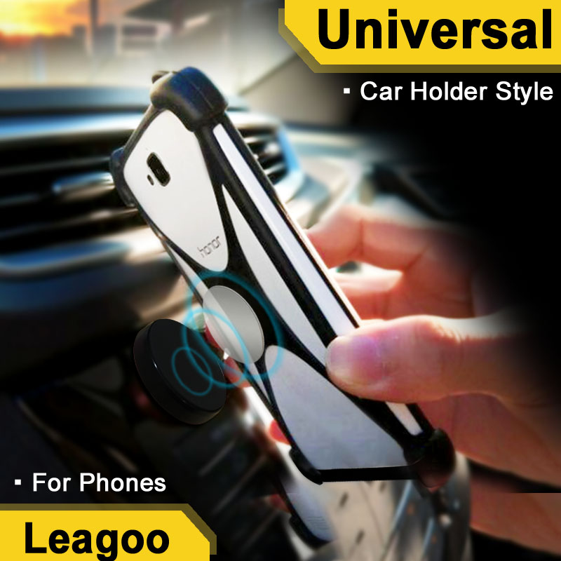 Leagoo P1/Pro case Traffical case For Drivers Leagoo S8/pro cover Elastic Car Holder Leagoo P 1/S 8 case cover