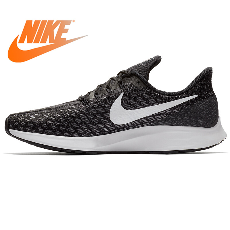 Original NIKE AIR ZOOM PEGASUS 35 Men's Running Shoes Wear Resistant Jogging Cushioning Lace-up Low Cut Breathable Sneakers : 91lifestyle