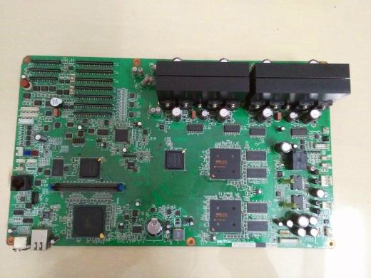 Original Mutoh Main Board DG-43310 for VJ-1638 / VJ-1638W Printer original mutoh vj 1604 vj 1604w mother board mainboard dg 44332 dg 41870