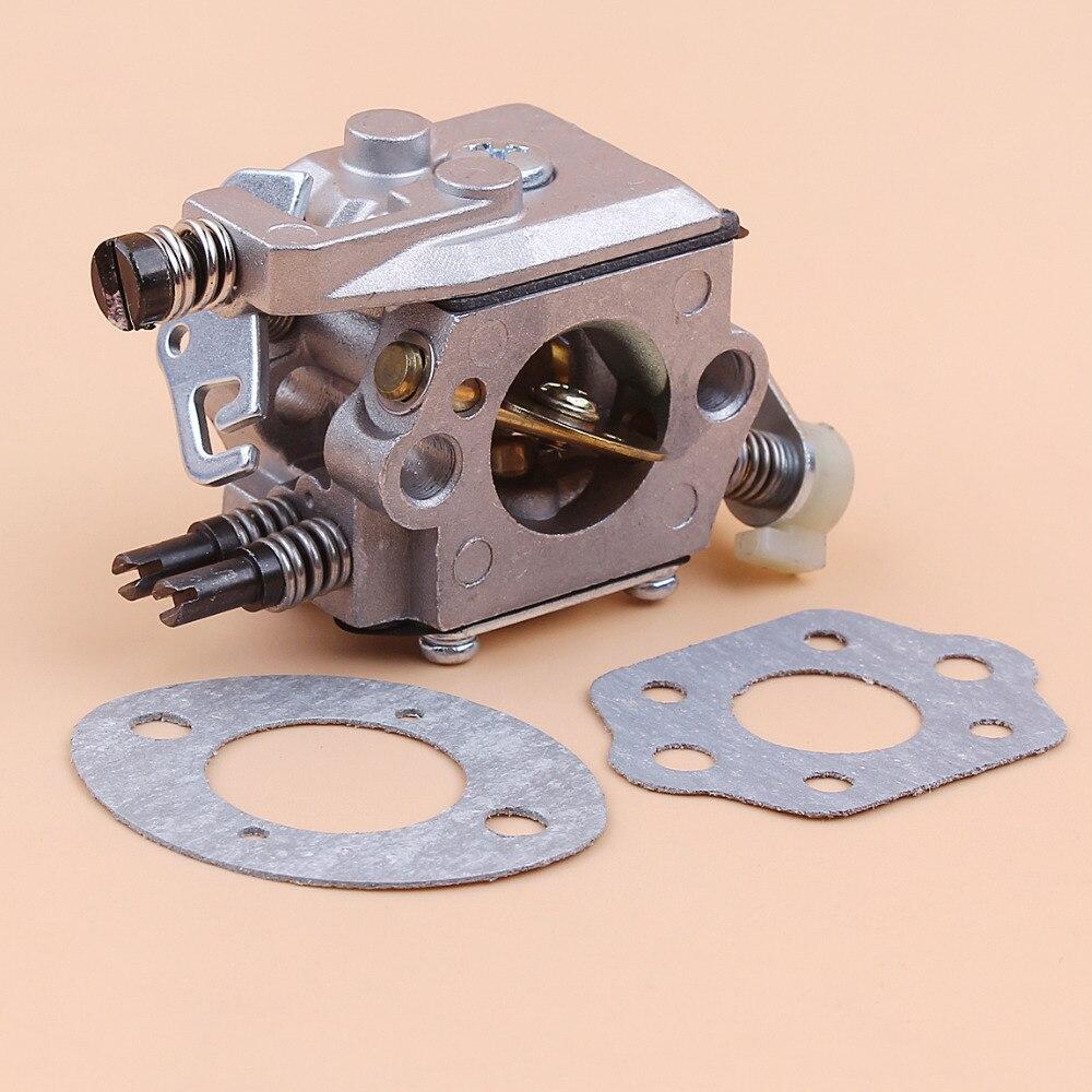 CARBURETOR GASKET SET For HUSQVARNA 55 51 50 CHAINSAW 503281504 WALBRO CARBURETTOR WT-170-1, WT-170