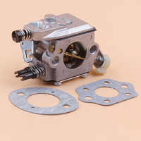 Conjunto junta do carburador para husqvarna 55 51 50 motosserra 503281504 walbro carburador WT-170-1, WT-170