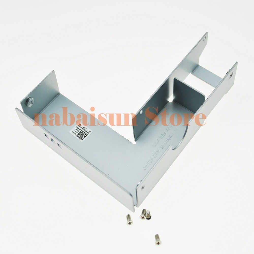 """9W8C4 Y004G 2.5 """"מתאם 3.5"""" F238F SAS/SATA מגש/Caddy + ברגים עבור/d962c/f9541/373211-001/42r4131"""